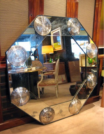 Art Deco Mirror from Gerald Bland